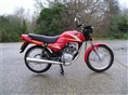 CG 125 Delivery Mileage Only